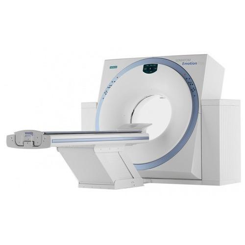 Siemens Ct Scan Machine.