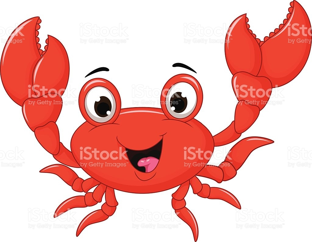 Crab clipart Elegant Royalty Free Crab Clip Art Vector.