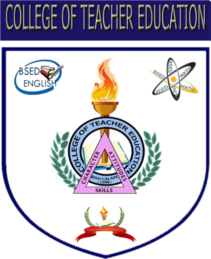 College Of Teacher Education Cte Logo Bestlink College Of.