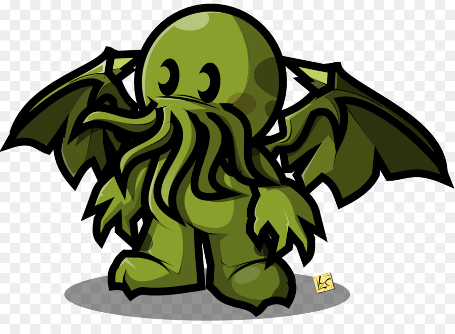 Cthulhu clipart 4 » Clipart Station.