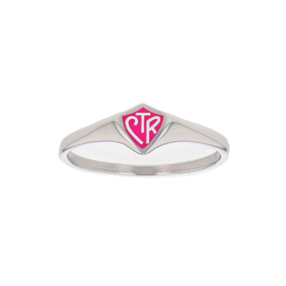 Pink Mini CTR Ring.