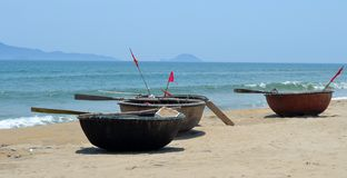 China Beach Near Hoi An, Vietnam Editorial Image.