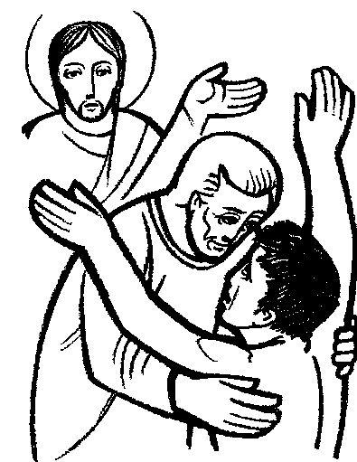 Domingo 4 de Cuaresma C. El Padre misericordioso y el Hijo.