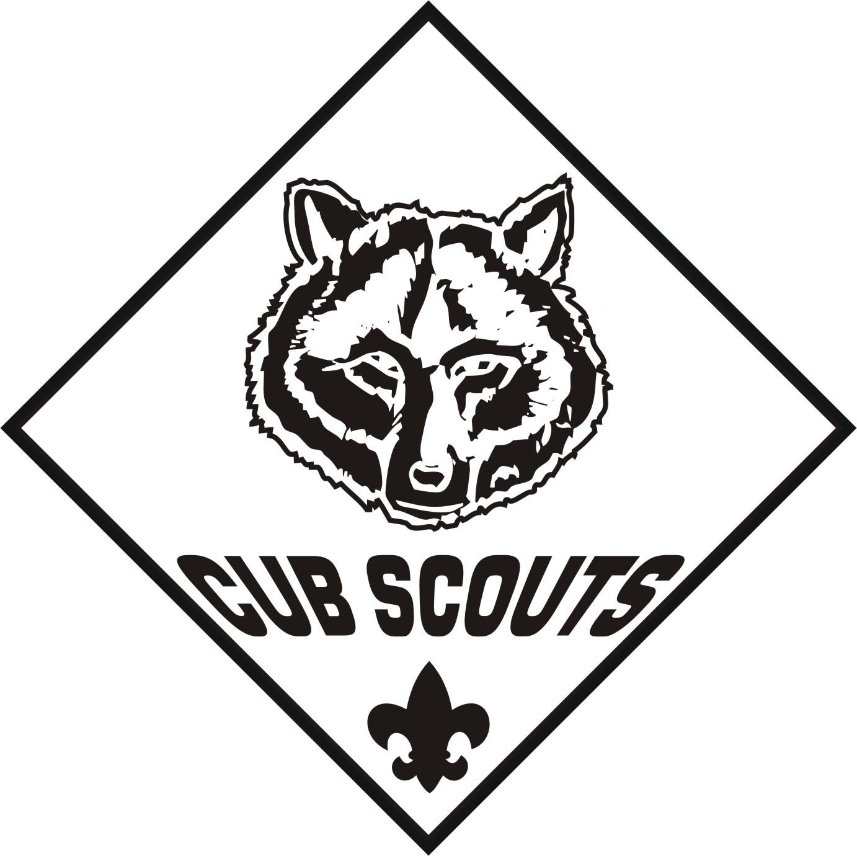 Cub Scout Logo N18 free image.
