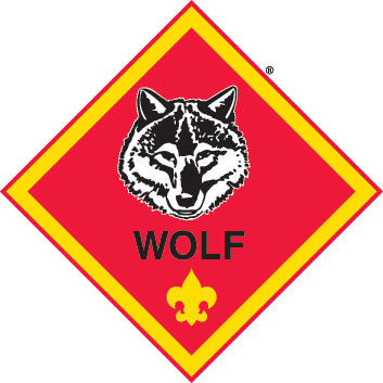 Scout Nut — High Resolution Vector Cub Scout Emblems.