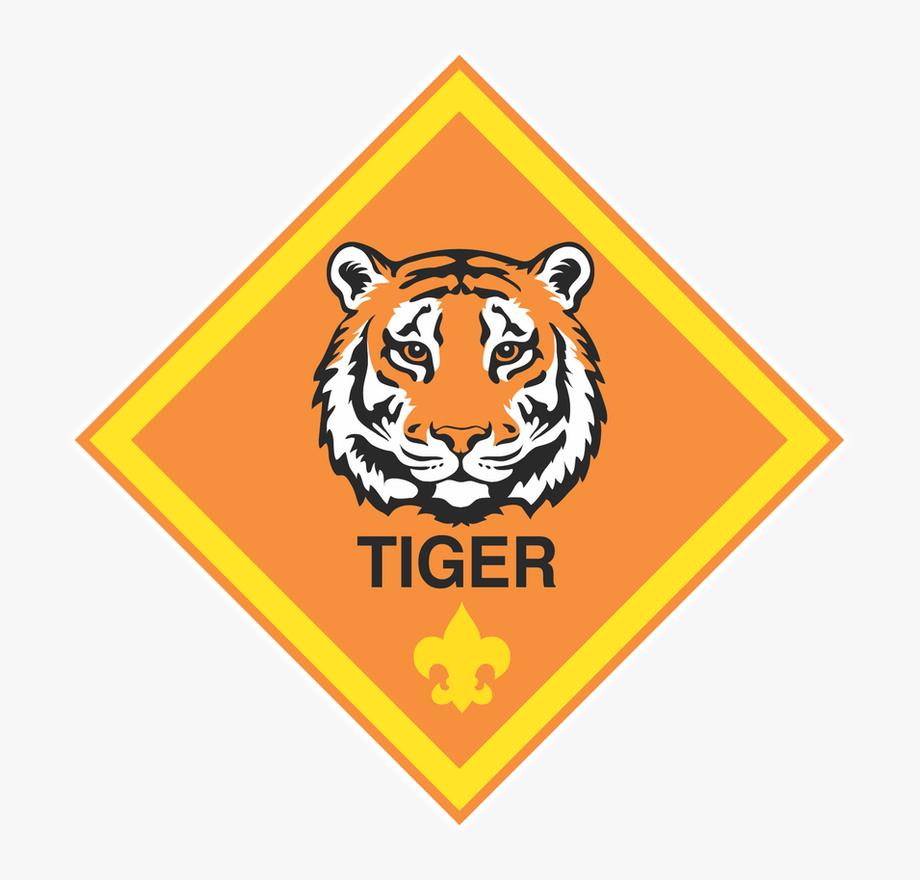 Tiger Badge.