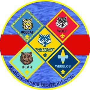 Bobcat, * Wolf, Bear, Webelos, Cub Scout Free Custom Bottle Cap.