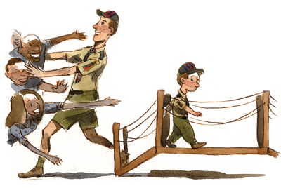 Scouters share their thoughts on when to hold Webelos Scout.