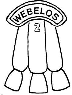 cub scouts webelos.