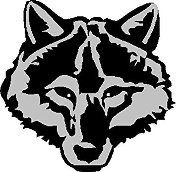 Cub Scout Leaders Logo Wolf Rank Edible Cake Topper Image.