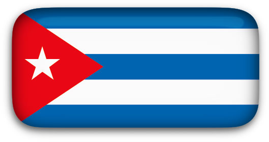 Free Animated Cuba Flags.