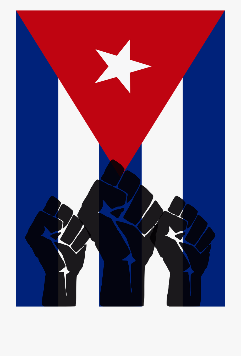 Cuban Flag Png.