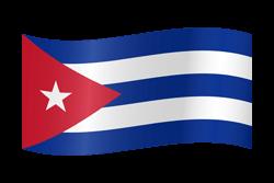 Cuba flag image.