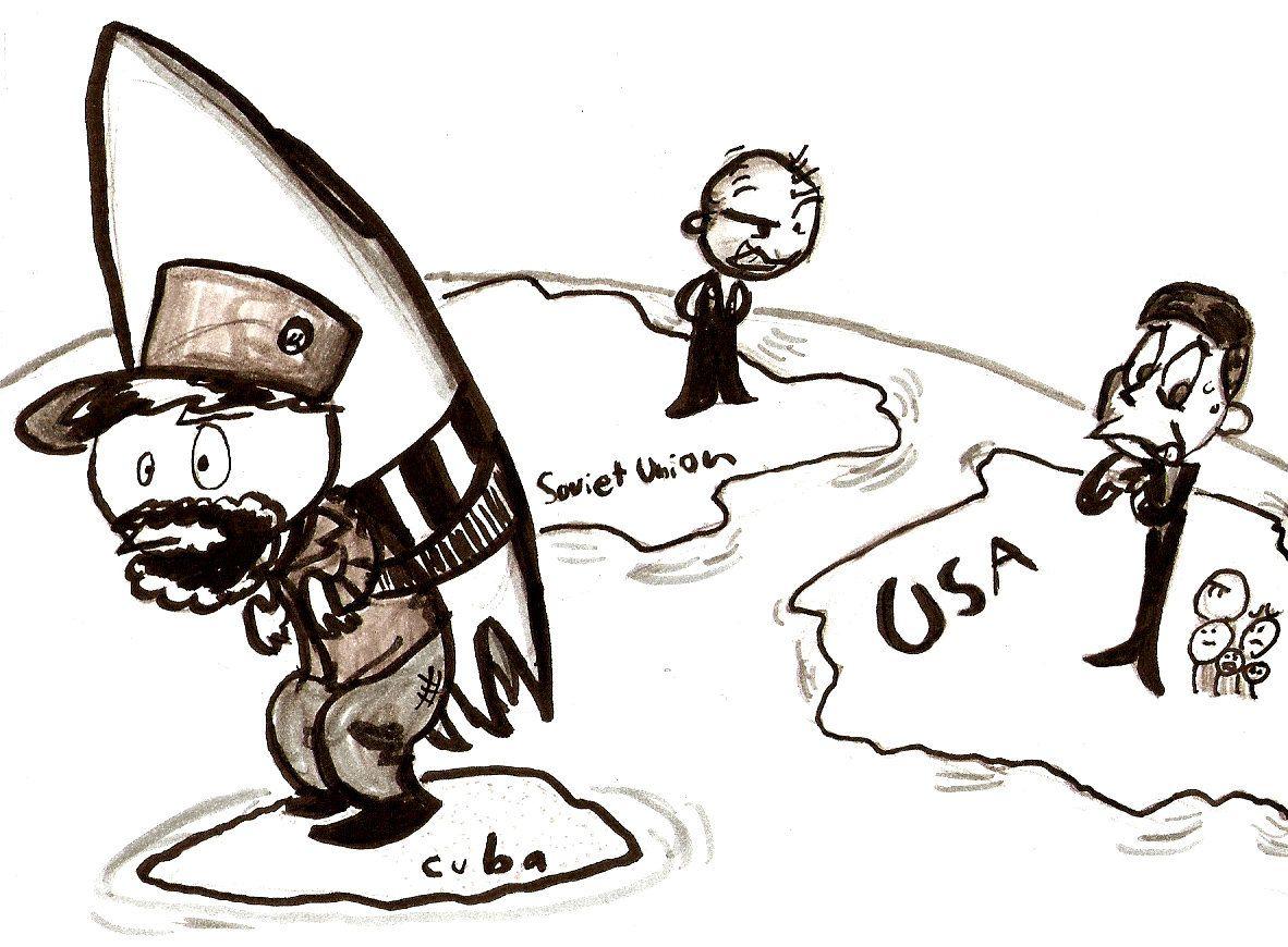 Cuban Missile Crisis: A Panel by ZeeDiKay.