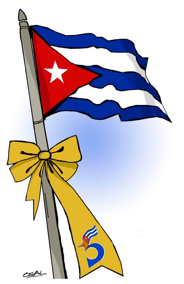 Cubans Know Yellow Ribbons Too.