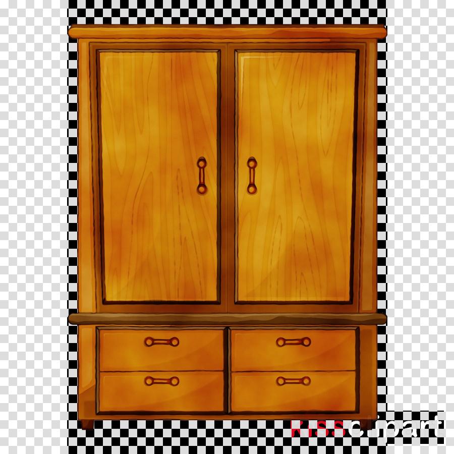 furniture drawer cupboard wood stain hardwood clipart.