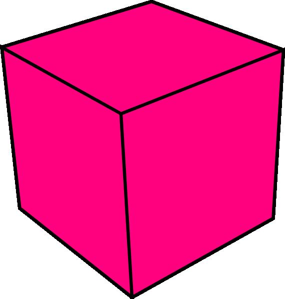 Cube Clipart.