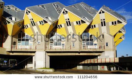 Cube House Banco de imágenes. Fotos y vectores libres de derechos.