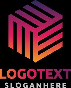 Cube Logo Vectors Free Download.