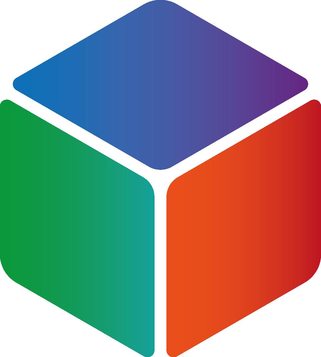 3D Cube Logo #47045.