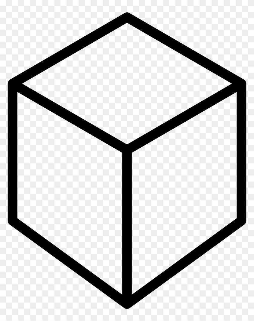 Cube Png Icon.
