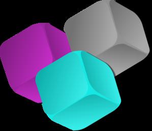 Cubes Clip Art at Clker.com.