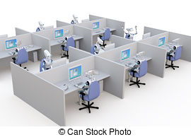 Cubicle Clipart and Stock Illustrations. 1,356 Cubicle vector EPS.