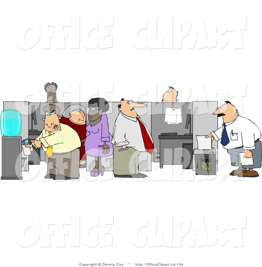 Free clipart office workers.