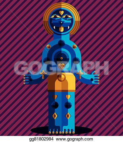 Cubism clipart #7