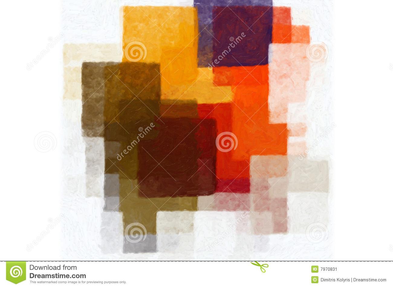 Cubist Stock Illustrations.