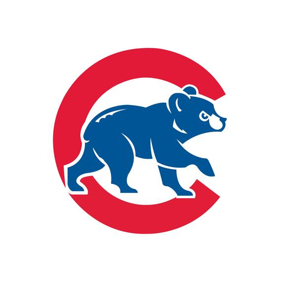 Chicago Cubs Cut Files, SVG Files, Baseball CLipart, Cricut Chicago Cubs  Cutting Files, Baseball DXF, Clipart, Instant Download.