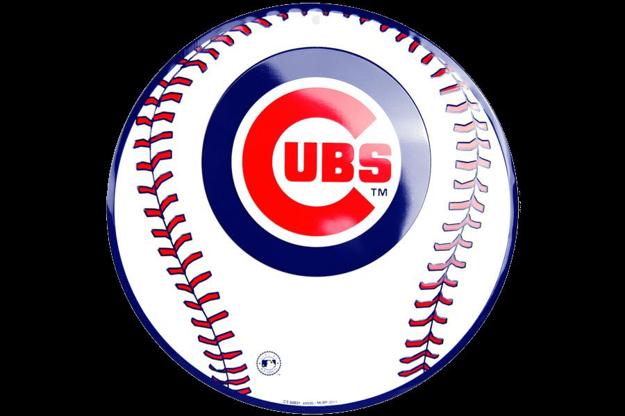 Chicago Cubs Baseball Circle Ball Transparent Image Clipart Free Png.