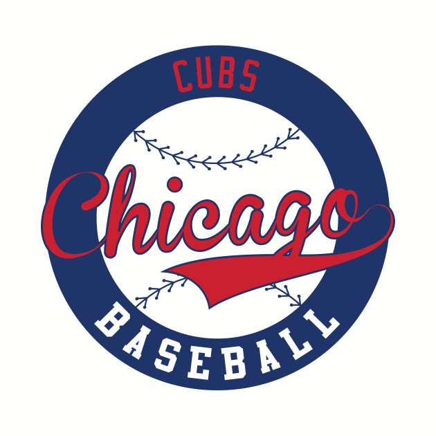 Chicago Cubs Baseball Team.
