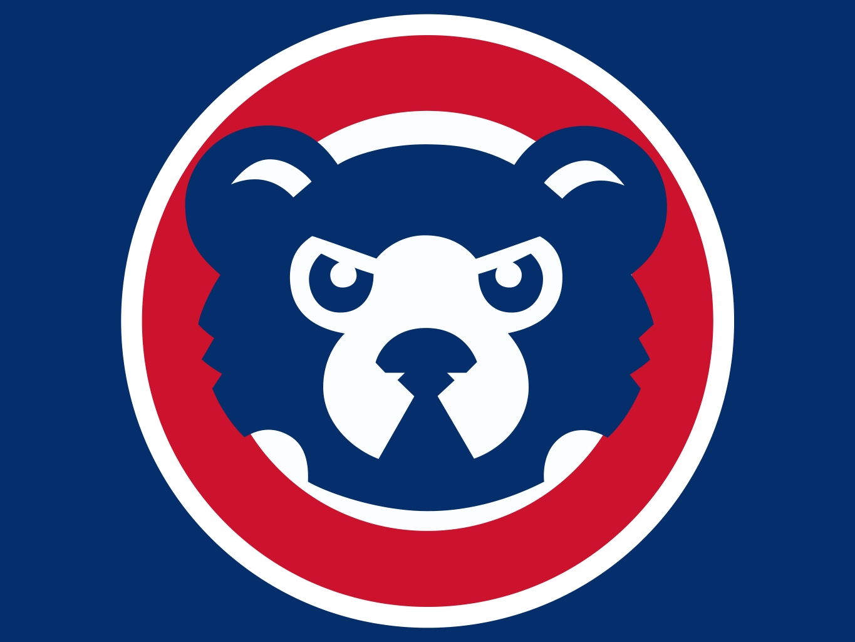 chicago cubs logos.