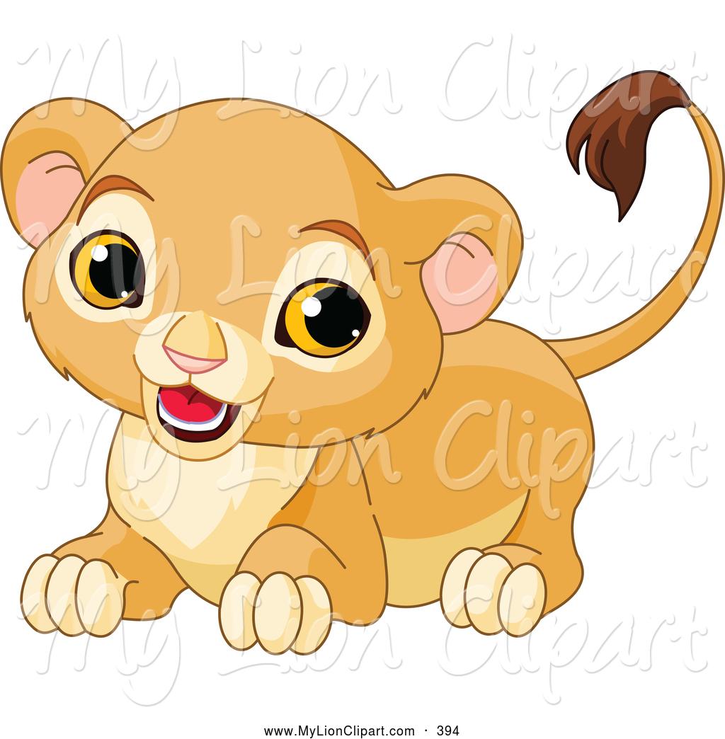 Cute cubs clipart.