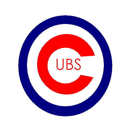 Chicago Cubs Logo Clipart.