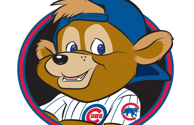 Cubs win clipart.