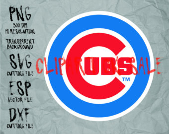 Chicago cubs logo jpg download 1908 vector png files, Free CLip Art.