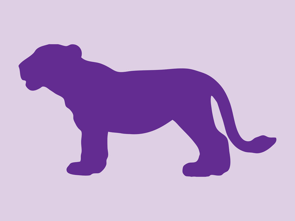 Lion Cub Vector Art & Graphics.