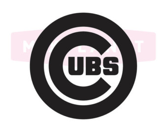Chicago cubs logo.