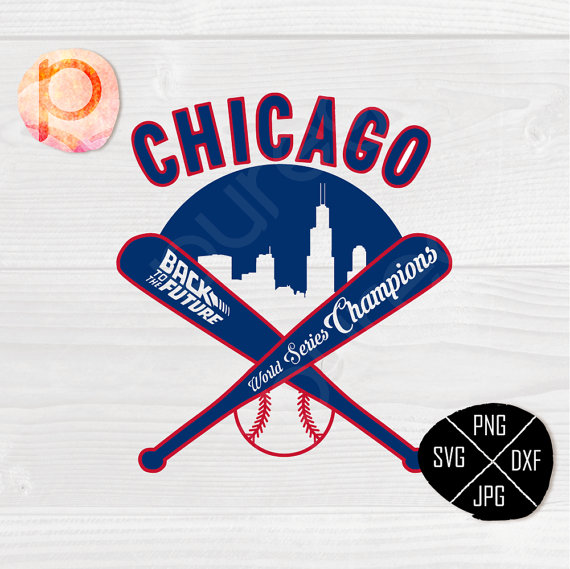Chicago Cubs are World Series Champions 2 SVGBack to the.