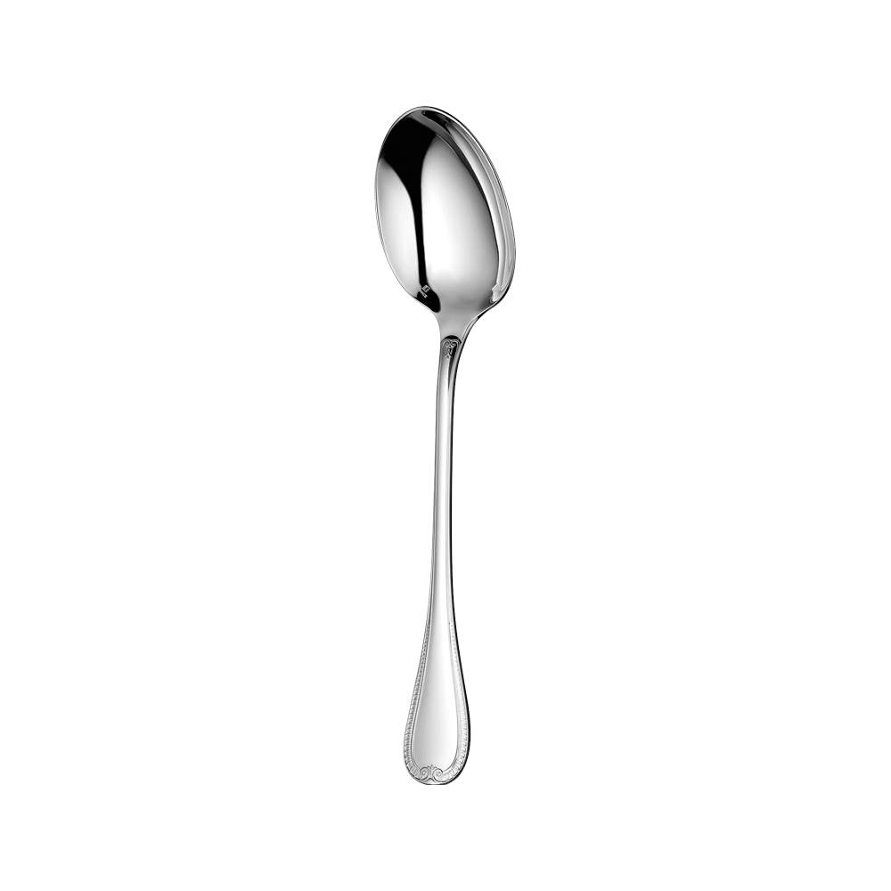Silver Spoon transparent PNG.