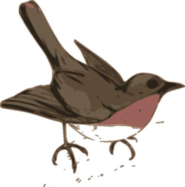 Bird Clip Art at Clker.com.