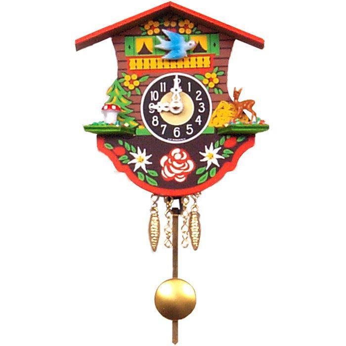 cuckoo clock clip art free - photo #6