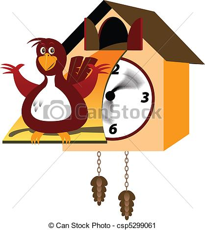 Cuckoo clock Clip Art and Stock Illustrations. 315 Cuckoo clock.