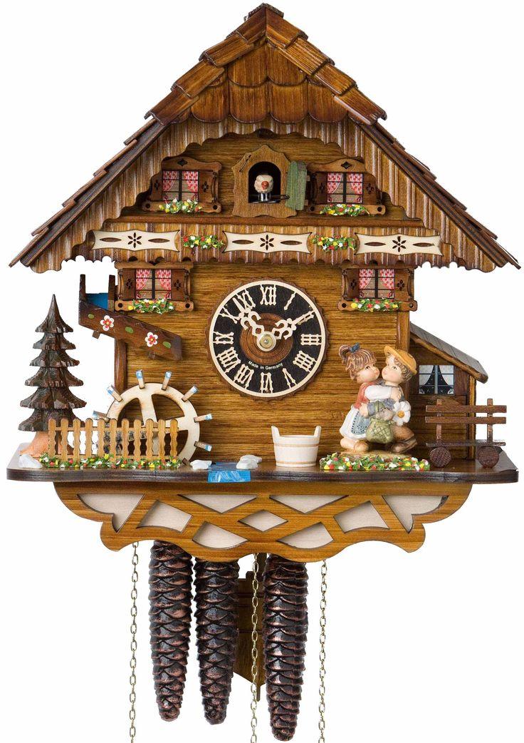 cuckoo clock clip art free - photo #38