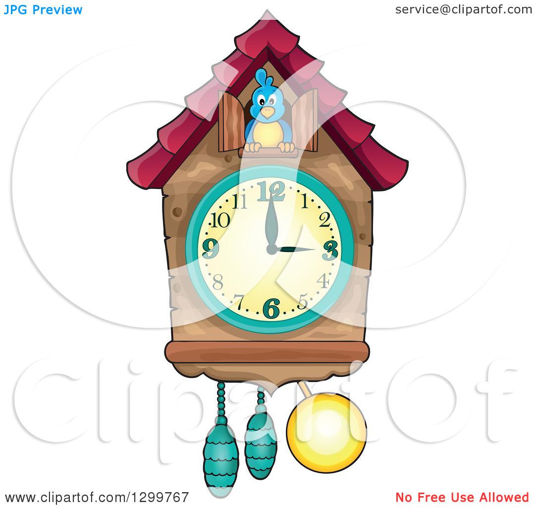 cuckoo clock clip art free - photo #19