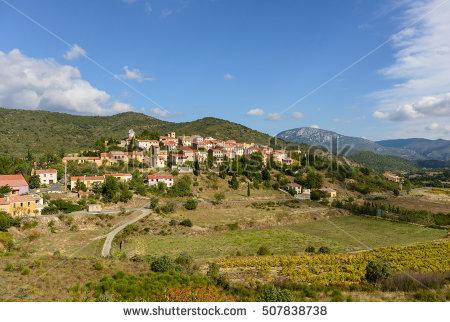 Languedoc Stock Photos, Royalty.
