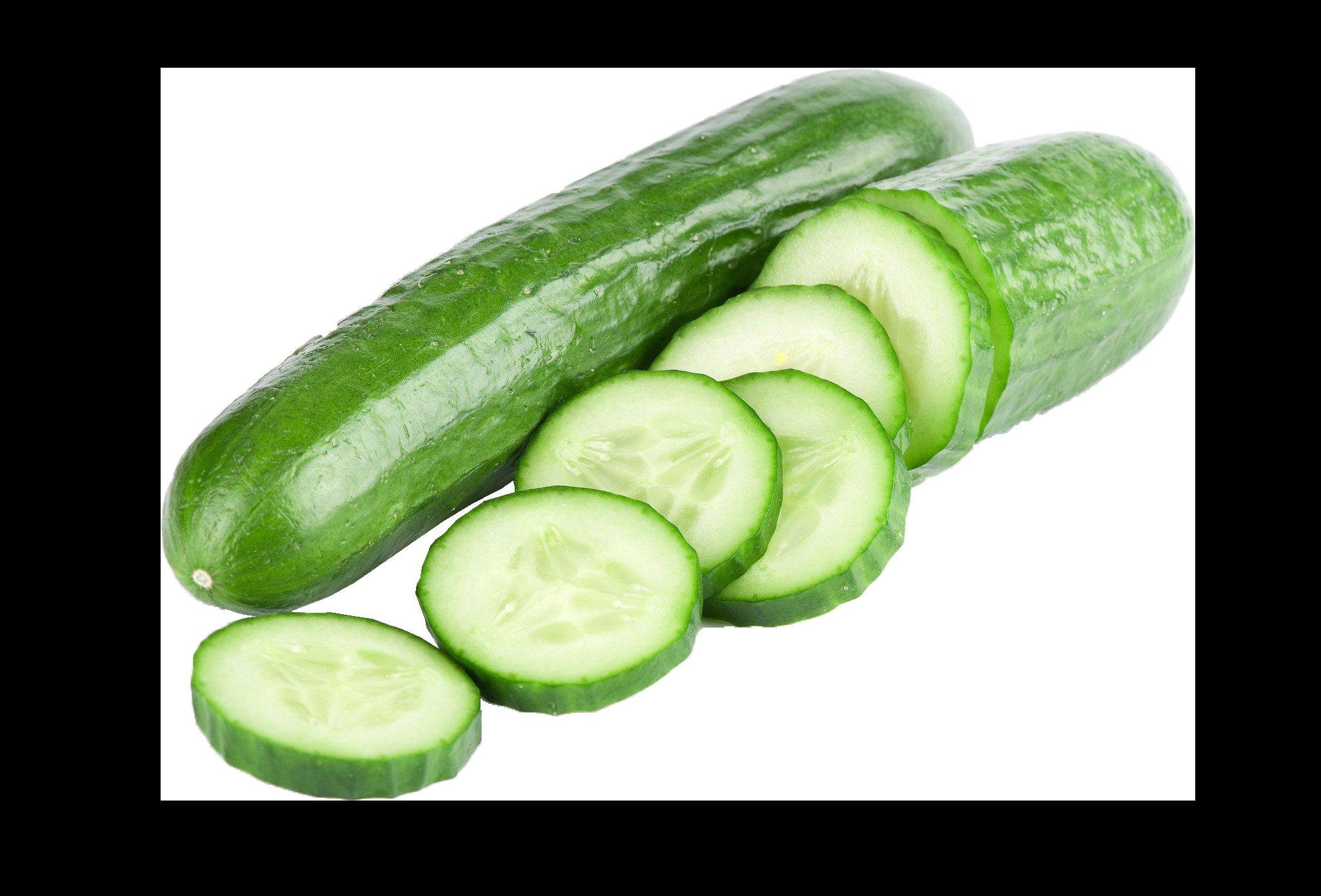 Cucumber PNG Image.