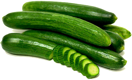 Cucumbers PNG Free Download.